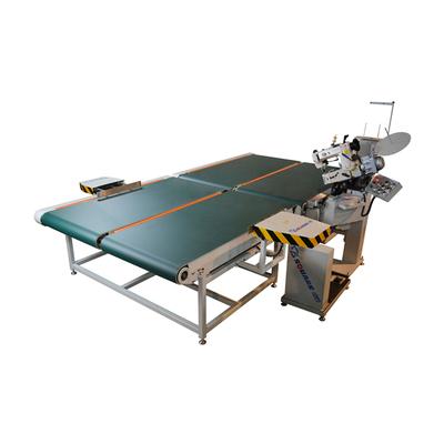 FB5B 自動翻轉床墊縫紉圍邊機