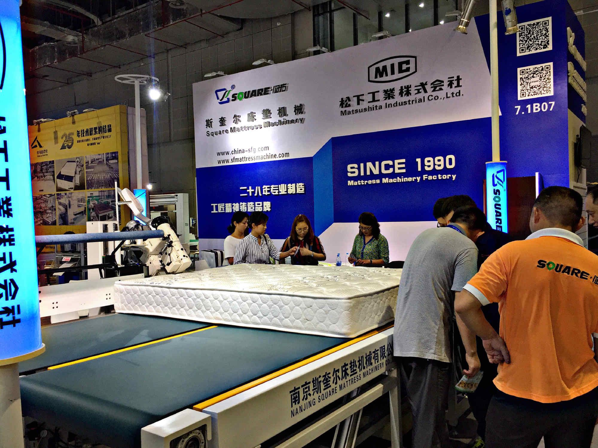 床垫设备厂家