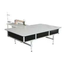 WCQT 床墊縫紉吹氣懸浮工作臺