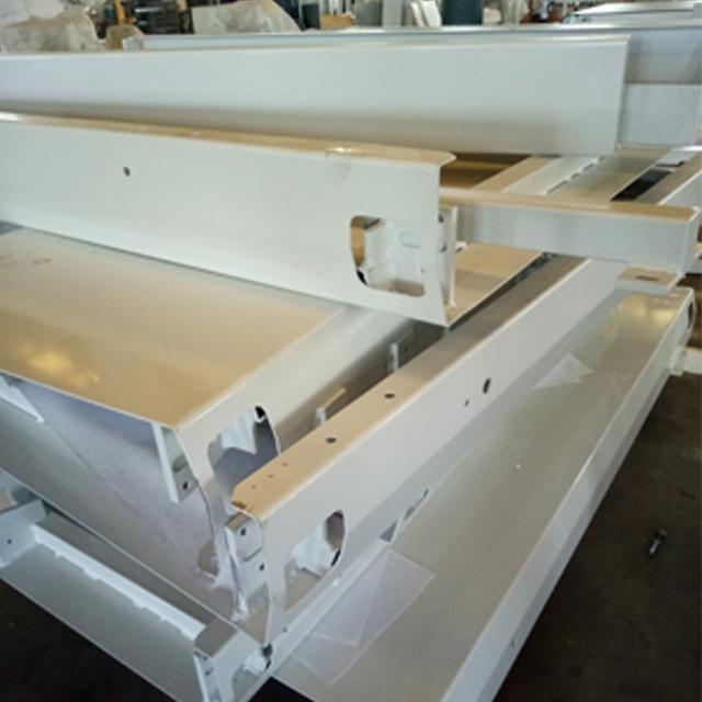 FB5A 自動翻轉床墊縫紉圍邊機